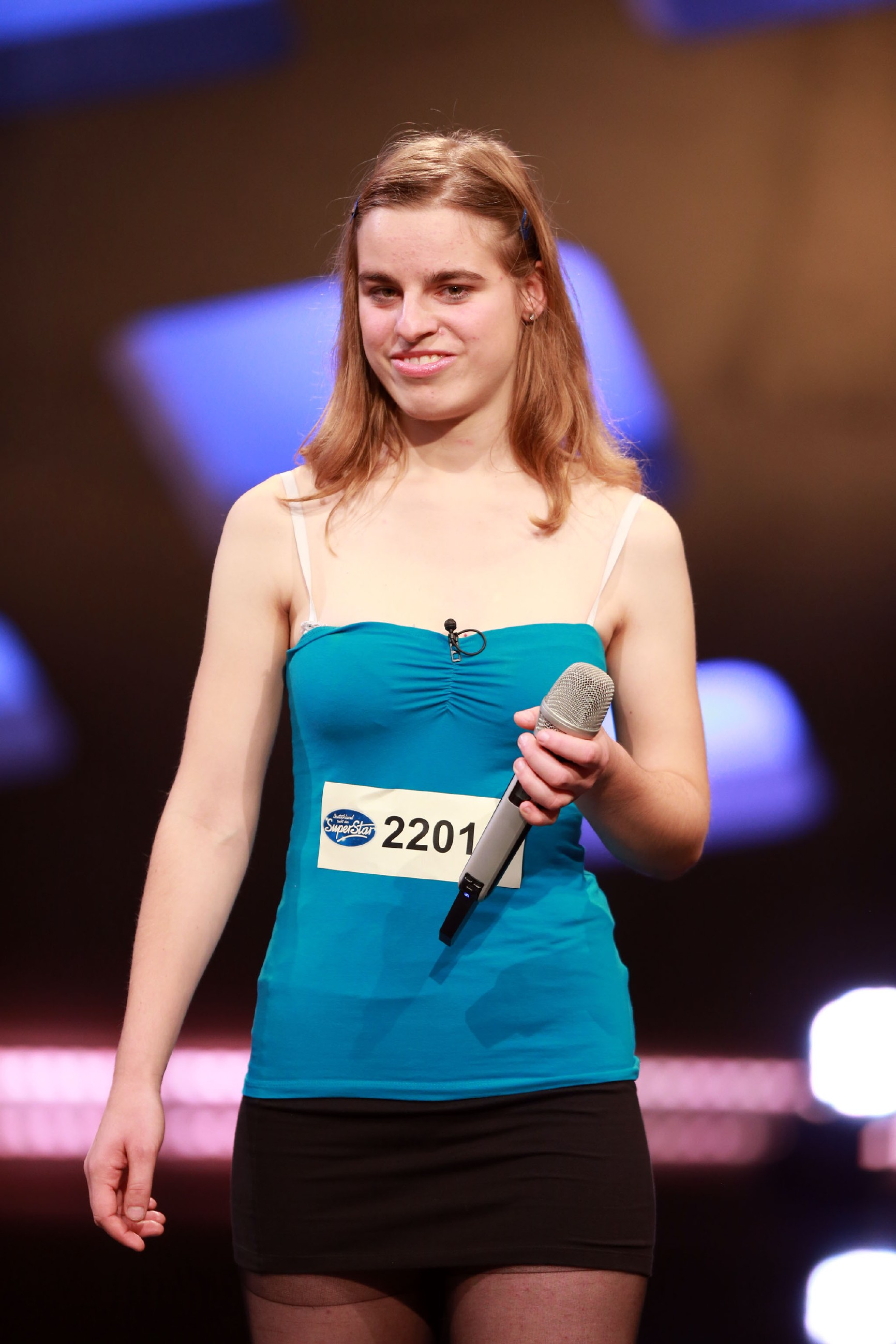 DSDS 2016 Casting 6 - Sarah Kramer aus Puschendorf