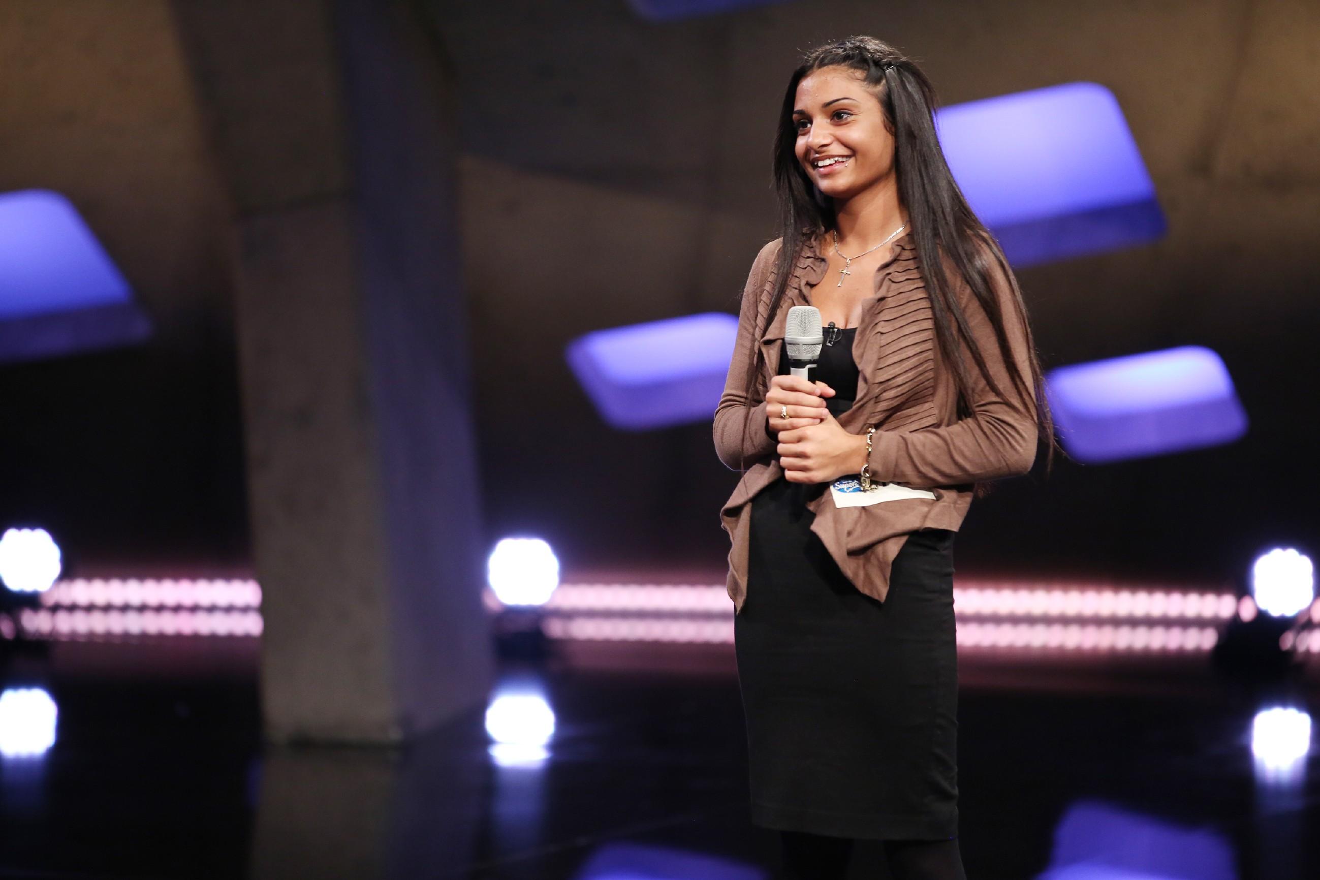 DSDS 2016 Casting 6 - Anita Wiegand aus Kiel