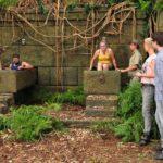Dschungelduell 4 - Helena und David steigen in die Särge