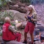 Dschungelcamp Tag 3 - Brigitte Nielsen und Sophia Wollersheim