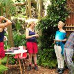 Dschungelcamp 2016 Dschungelprüfung 6 - 10 Sterne wurden gewonnen