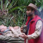 Dschungelcamp Tag 5 - David und Rolf