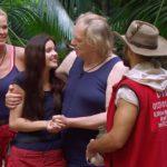 Dschungelcamp Tag 5 - Gunter Gabriel verabschiedet sich