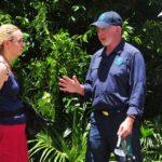 Dschungelprüfung 7 - Helena Fürst und Dr. Bob