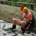 Dschungelcamp Tag 6 - Jürgen Milski bei der Schatzsuche