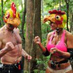 Dschungelcamp Tag 6 - Jürgen und Sophia bei der Schatzsuche