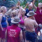 Dschungelcamp Tag 6 - Camper versuchen die Frage zu beantworten