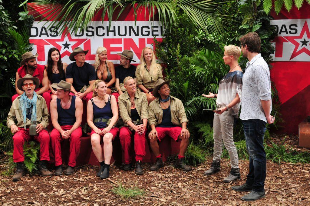 Helena Fürst tritt zu ihrer siebten Dschungelprüfung an.