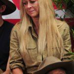 Dschungelprüfung 8 - Jenny Elvers