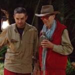 Dschungelcamp Tag 7 - Menderes und Rolf Zacher