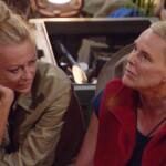 Dschungelcamp Tag 7 - Jenny Elvers und Brigitte Nielsen