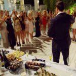 Der Bachelor 2016 Folge 1 - Leonard mit den 22 Ladies