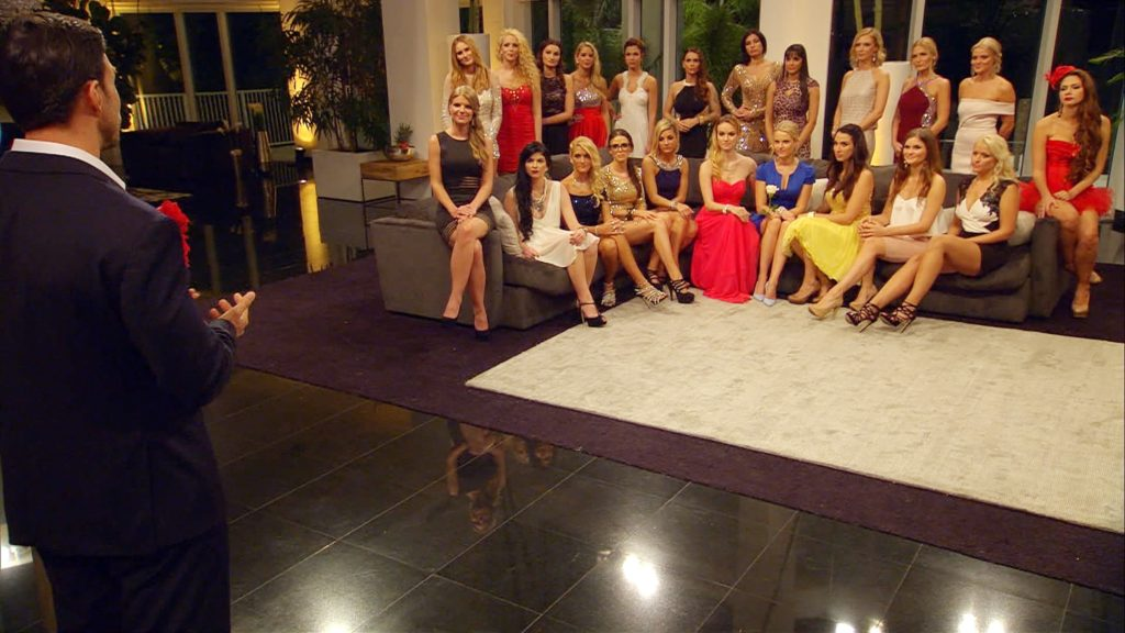 Der Bachelor 2016: Wer von den 22 Ladies muss schon in der ersten Nacht der Rosen gehen?