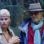 Dschungelcamp Tag 8 - Sophia Wollersheim und Rolf Zacher