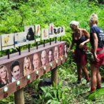 Dschungelcamp Tag 9 - Jenny Elvers und Sophia Wollersheim bei der Schatzsuche