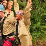 Dschungelprüfung 10 - Jürgen und Ricky erspielen acht Sterne