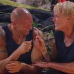 Dschungelcamp Tag 10 - Thorsten und Brigitte äffen Ricky nach