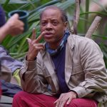 Dschungelcamp Tag 10 - Ricky Harris