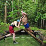 Dschungelcamp Tag 11 - Thorsten versucht an den Schlüssel zu kommen