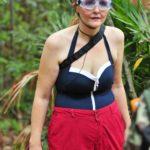 Dschungelcamp Tag 11 - Helena Fürst bei der Schatzsuche