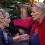 Dschungelcamp Tag 11 - Helena und Brigitte