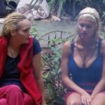 Dschungelcamp Tag 12 – Helena und Sophia