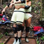 Dschungelcamp Tag 12 - Menderes und Sophia