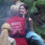 Dschungelcamp Tag 13 - Nathalie verabschiedet sich