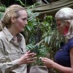 Dschungelcamp Tag 13 - Helena und Sophia