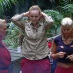Dschungelcamp Tag 13 - Brigitte, Helena und Sophia