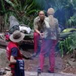 Dschungelcamp Tag 13 - Thorsten, Helena und Menderes