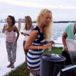 Der Bachelor 2016 Folge 4 - Leonard beim Gruppendate