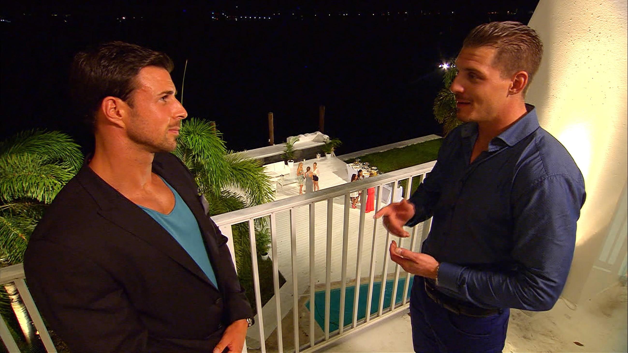 Der Bachelor 2016 Folge 5 - Leonard und sein Freund Dean