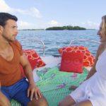 Der Bachelor 2016 Folge 5 - Leonard und Leonie Rosella beim Einzeldate
