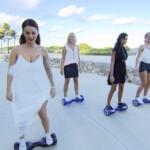 Der Bachelor 2016 Folge 5 - Die Ladys beim Gruppendate