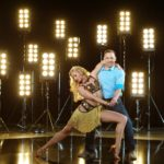 Let's Dance 2016 - Thomas Häßler und Regina Luca