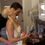 Der Bachelor 2016 Folge 6 - Leonard und Daniela kochen gemeinsam