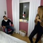 Der Bachelor 2016 Folge 6 - Leonard bei Leonie Rosella