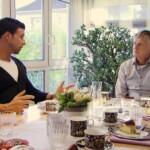 Der Bachelor 2016 Folge 6 - Leonard mit Leonie Rosellas Vater Markus