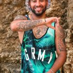 DSDS 2016 Recall sexy Fotoshooting - Jason Acosta Medina