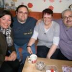 Schwiegertochter gesucht 2016 - Vera Int-Veen mit Ingo und seinen Eltern Birgit und Lutz