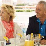 Der Bachelor 2016 Finale - Leonards Eltern Claudia und Ronald