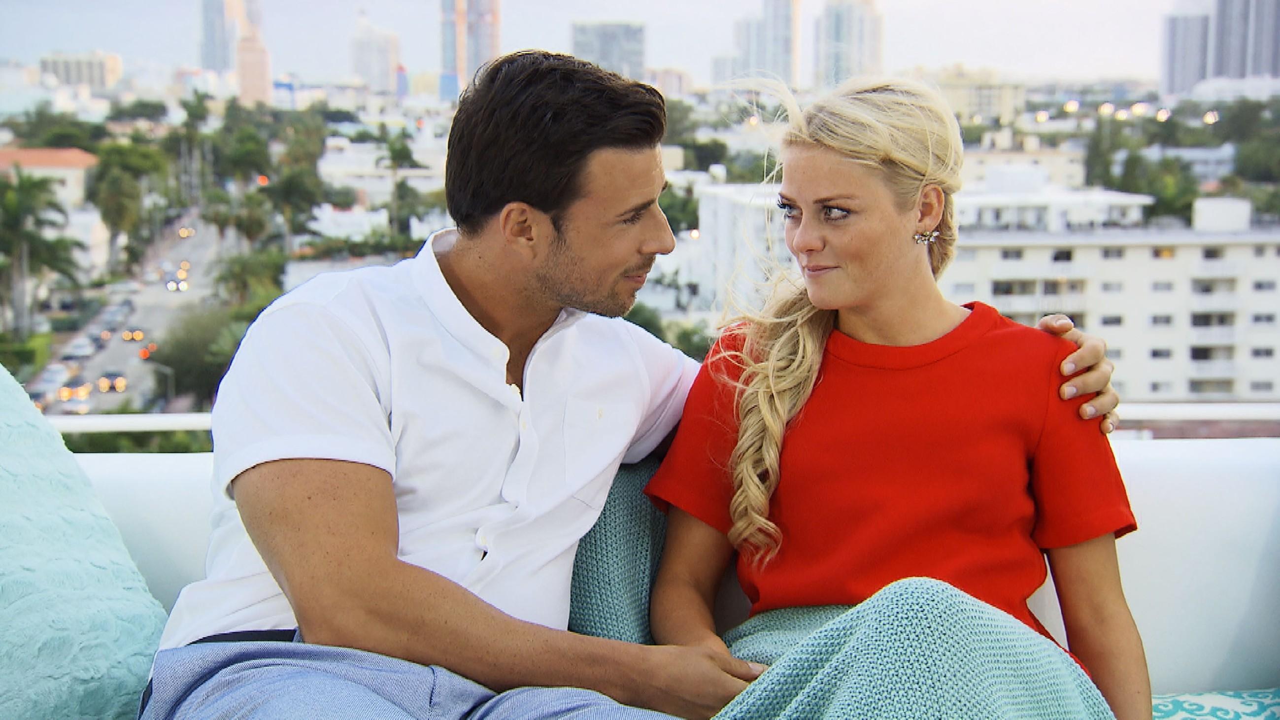 Der Bachelor 2016 Finale - Leonard und Daniela
