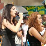 DSDS 2016 Show 15 - Dalia Hibish und Lindsay Traore