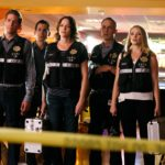 CSI: Vegas Serienfinale - Eric Szmanda, Jon Wellner, Jorja Fox, Wallace Langham und Elisabeth Harnois