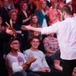 Let's Dance 2016 Show 3 - Eric Stehfest mit seiner Mutter Liane Wetterney