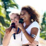 DSDS 2016 Recall - Laura van den Elzen und Lindsay Traore