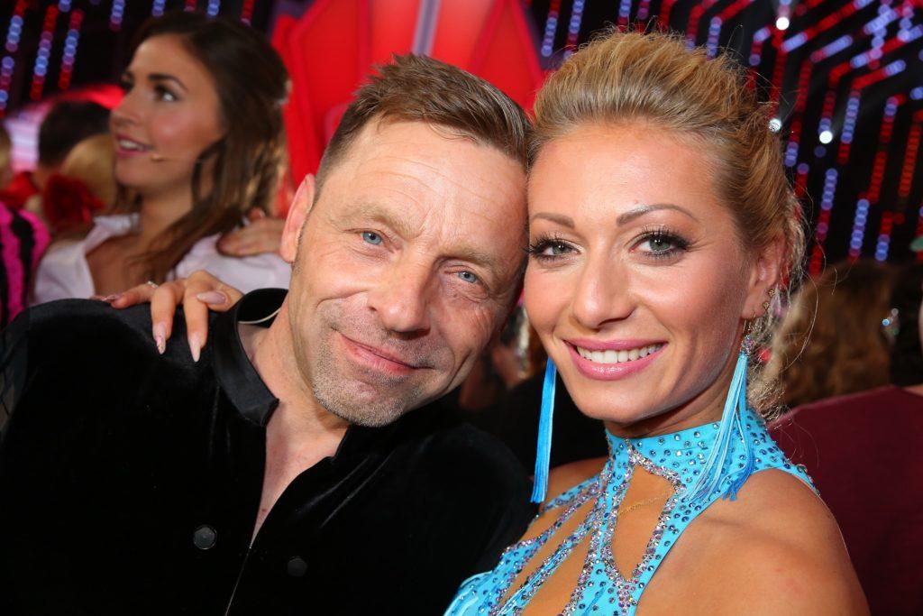 Thomas Häßler und Regina Luca sind ausgeschieden.