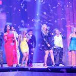 DSDS 2016 Eventshow 2 - Die Top 9 beim Gruppensong