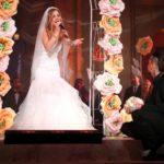 DSDS 2016 Hochzeit - Sandra Berger bei ihrem Auftritt